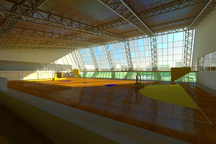 interior render - prel 1 - 2