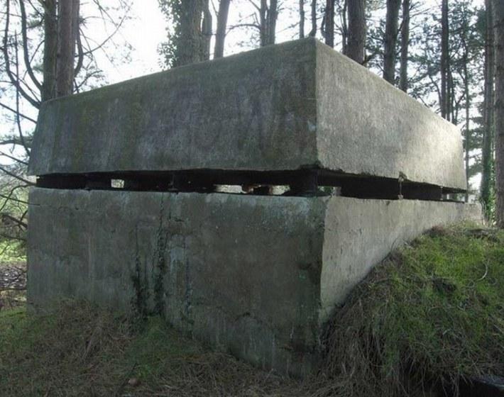 RAF_Observation_Post_Bunker