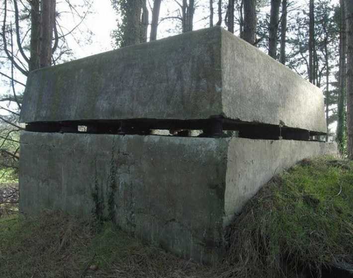 RAF_Observation_Post_Bunker