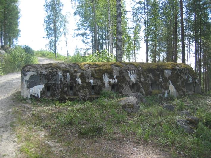 Rodbergsfortet_-_Bunker