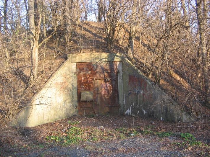 Susquehanna_Ordnance_Depot_Bunker