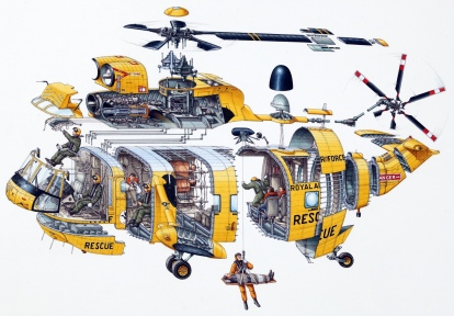 bigrescuehelicopter