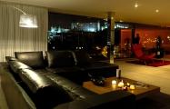 The Sky Bar at the Point Hotel in Edinburgh